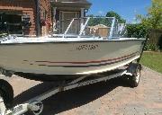 1994 100匹自動運油摩打連17尺銻釣魚船