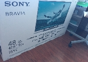 48寸sony smart TV,送室内天线